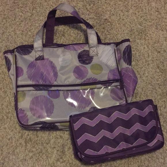 ecd04b0ac4 Thirty One Cosmetic Bag Set GUC. M 5ab2ee5a2ab8c542117d8471